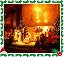 Christmas Celebration in North America